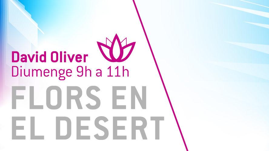 """L'IAI a """"Flors en el desert"""" IB3 Ràdio (3-05-2020)"""