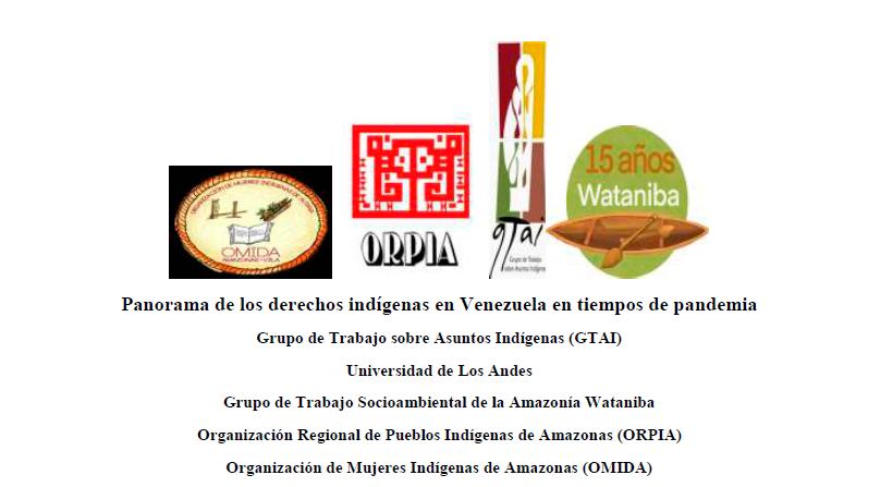 Panorama de los derechos indígenas en Venezuela en tiempos de pandemia