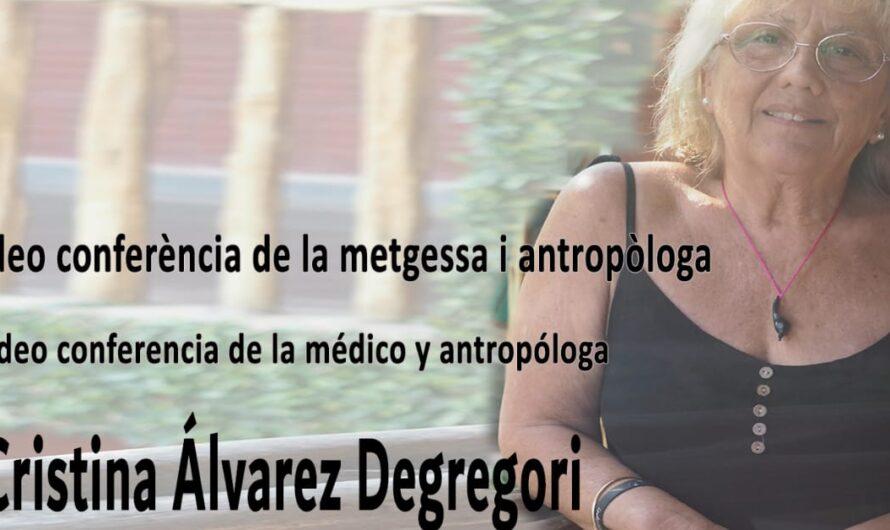"""VIDEOCONFERÈNCIA """"INDÍGENAS DE BRASIL EN TIEMPOS DE PANDEMIAS Y OTROS MALES"""", Cristina Álvarez Degregori (metgessa i antropòloga)"""