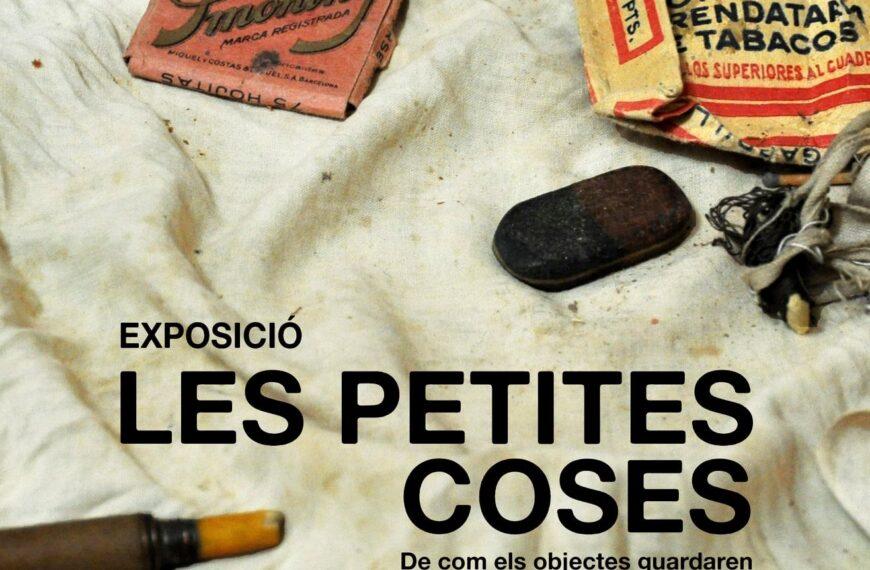 Exposició LES PETITES COSES